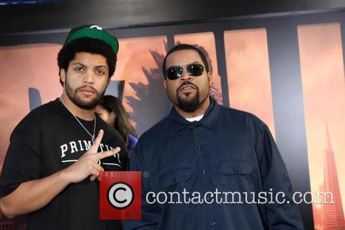 ice cube godzilla premiere at dolby theatre 4186773