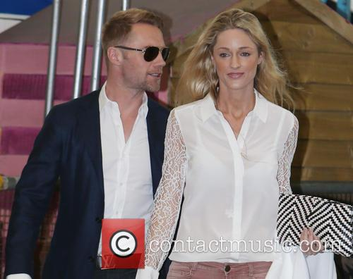 Ronan Keating and Storm Uechtritz 16