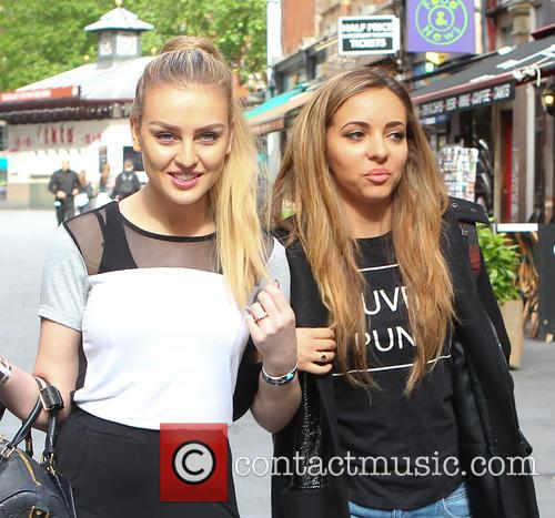 Perrie Edwards and Jade Thirlwall 2