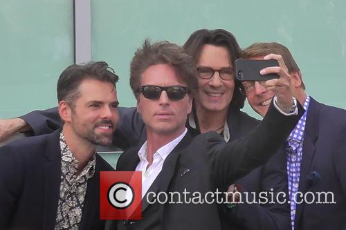 Rick Springfield, Richard Marx, Jason Thompson and Doug Davidson