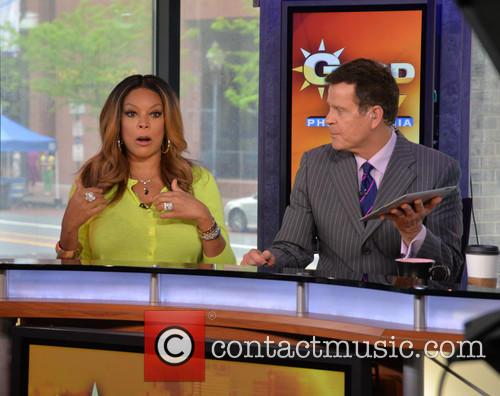 Wendy Williams makes an appearnce on Fox 29's...