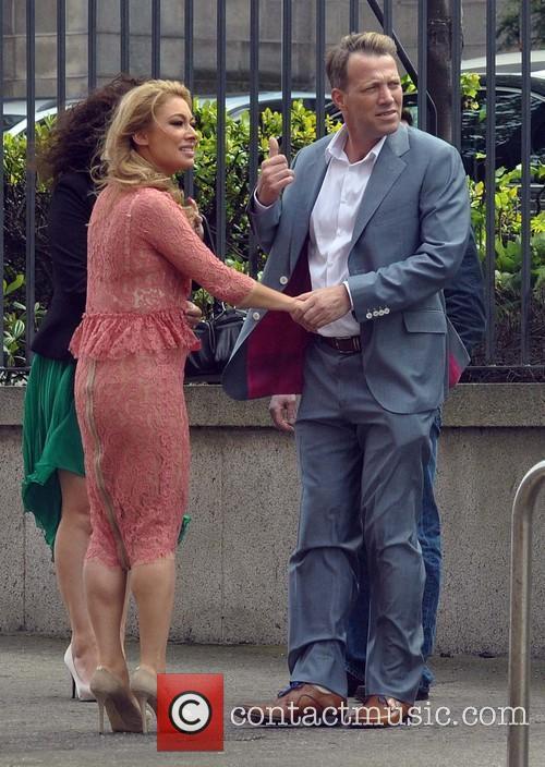 Leigh Arnold marries Steve Davies