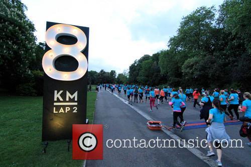 'We Own The Night' women's 10K run