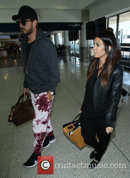 Kourtney Kardashian and Scott Disick 3