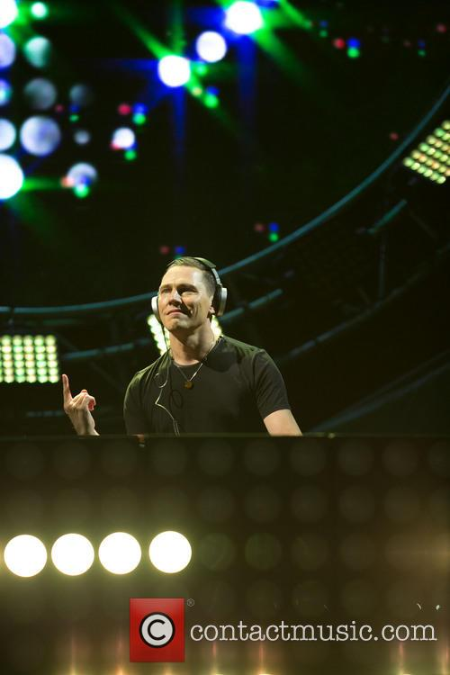 Tiesto StubHub Center