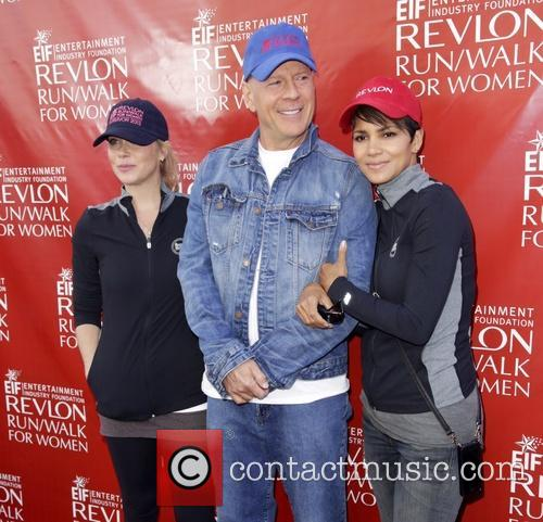 Christina Applegate, Bruce Willis and Halle Berry 2