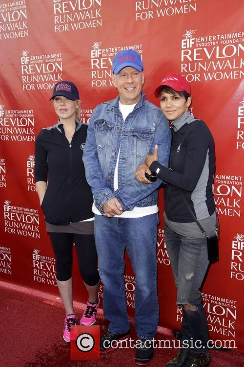 Christina Applegate, Bruce Willis and Halle Berry 3