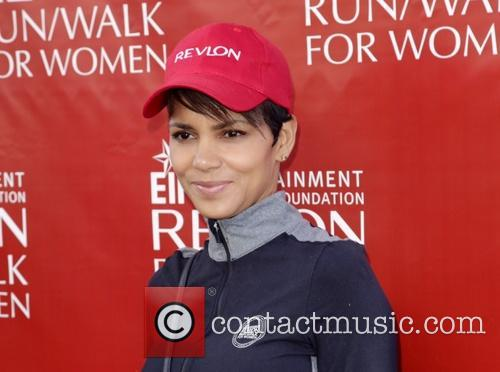 halle berry 21st annual eif revlon run 4188505