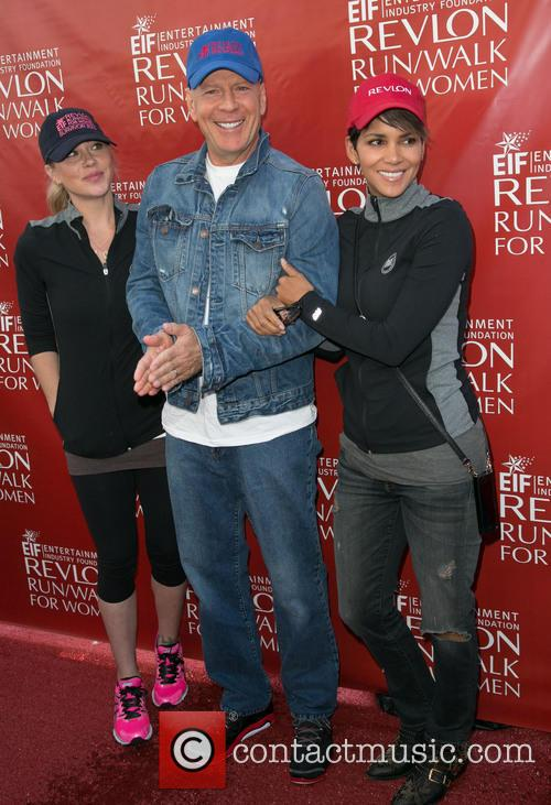 Christina Applegate, Bruce Willis and Halle Berry 5