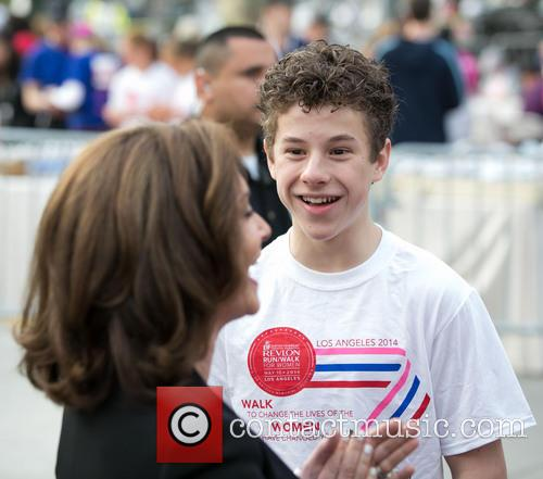 Lily Tartikoff and Nolan Gould 3