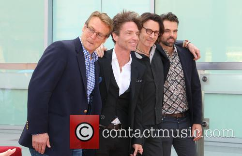 Doug Davidson, Richard Marx, Jason Thompson and Rick Springfield 10