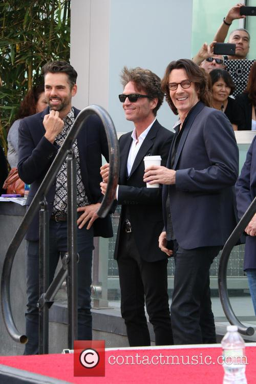 Jason Thompson, Richard Marx and Rick Springfield 7