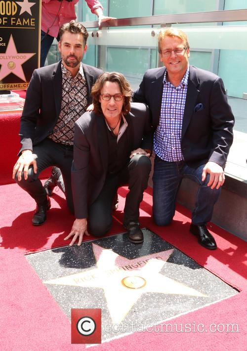 Jason Thompson, Rick Springfield and Doug Davidson 6
