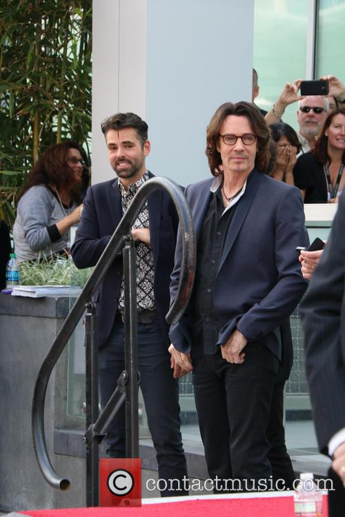 jason thompson rick springfield rick springfield honored with 4188113
