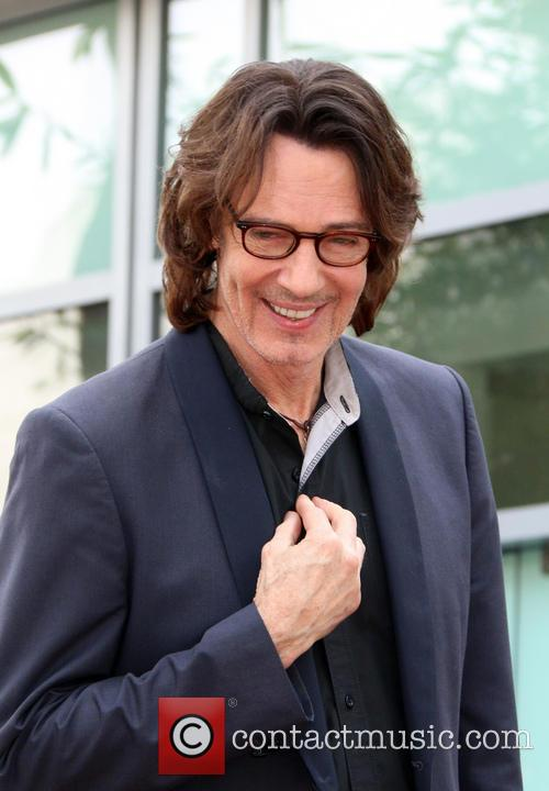 Rick Springfield Honoured With Hollywood Star