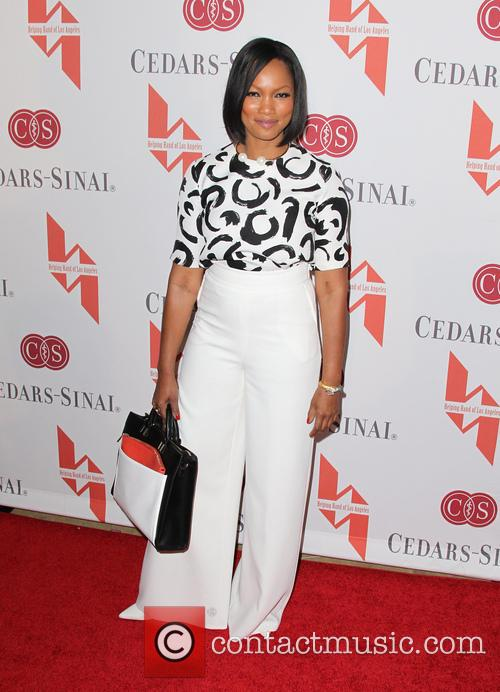 Garcelle Beauvais, The Beverly Hilton Hotel