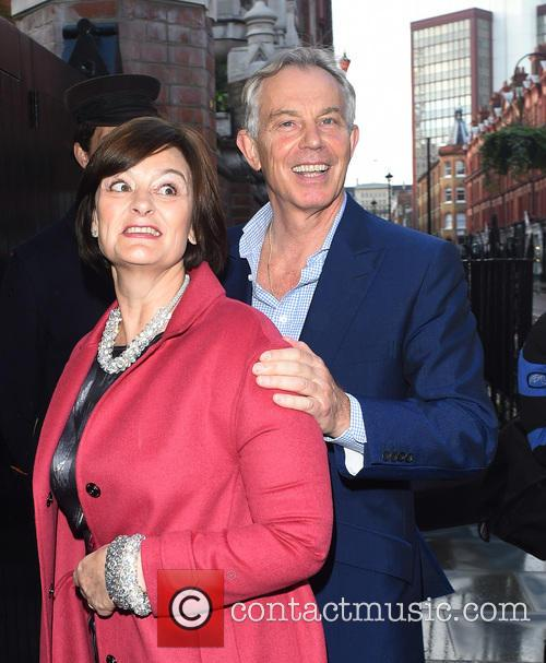 Tony Blair and Cherie Blair 5