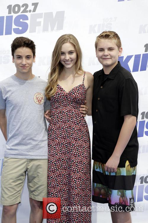 Teo Halm, Ella Wahlestedt and Reese Hartwig 4