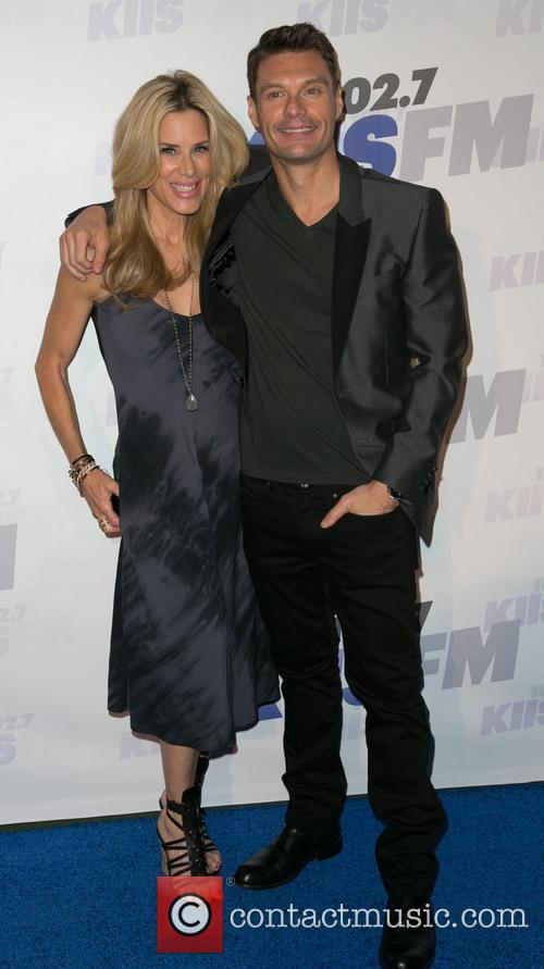 Ellen K and Ryan Seacrest 2