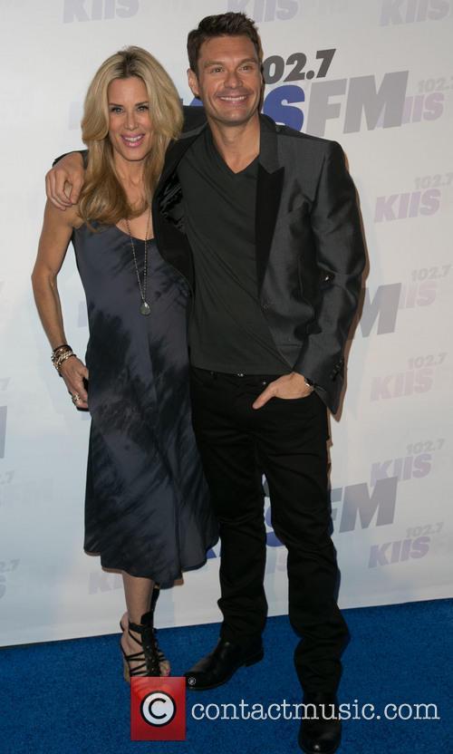 Ellen K and Ryan Seacrest 4