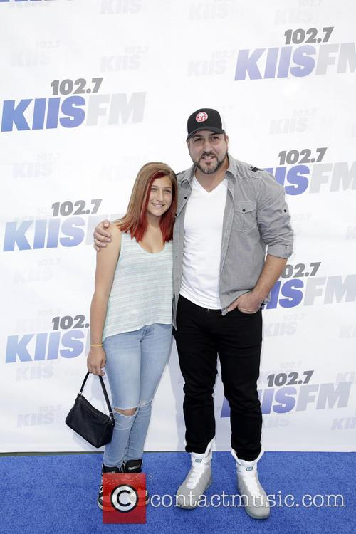 Guest and Joey Fatone 1