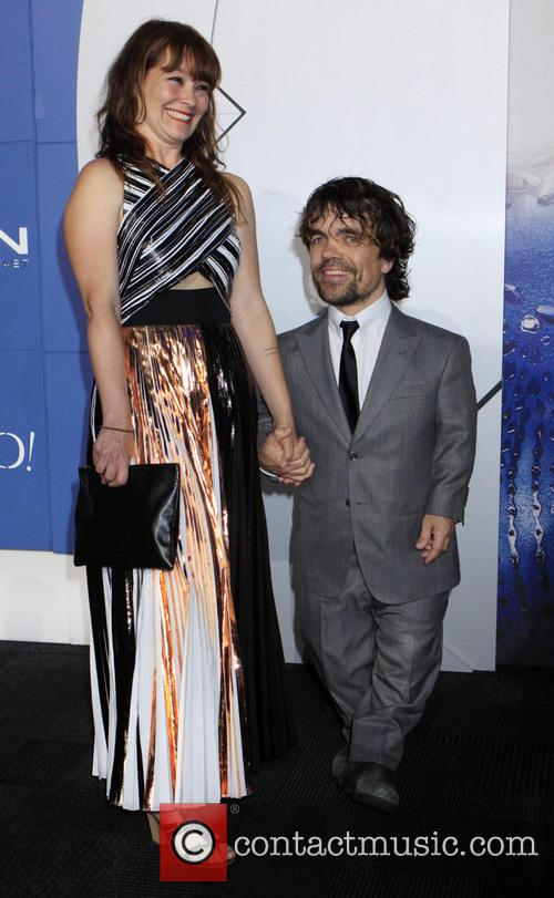Peter Dinklage and Erica Schmidt 7