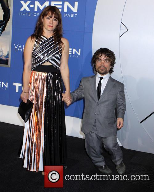 Peter Dinklage and Erica Schmidt 9