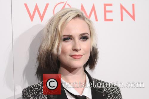 Evan Rachel Wood, The Beverly Hilton
