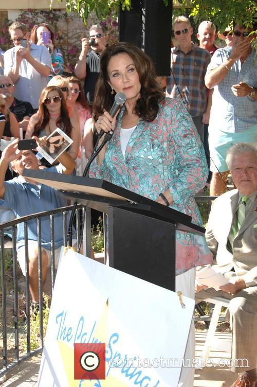 lynda carter lynda carter palm springs 4190775