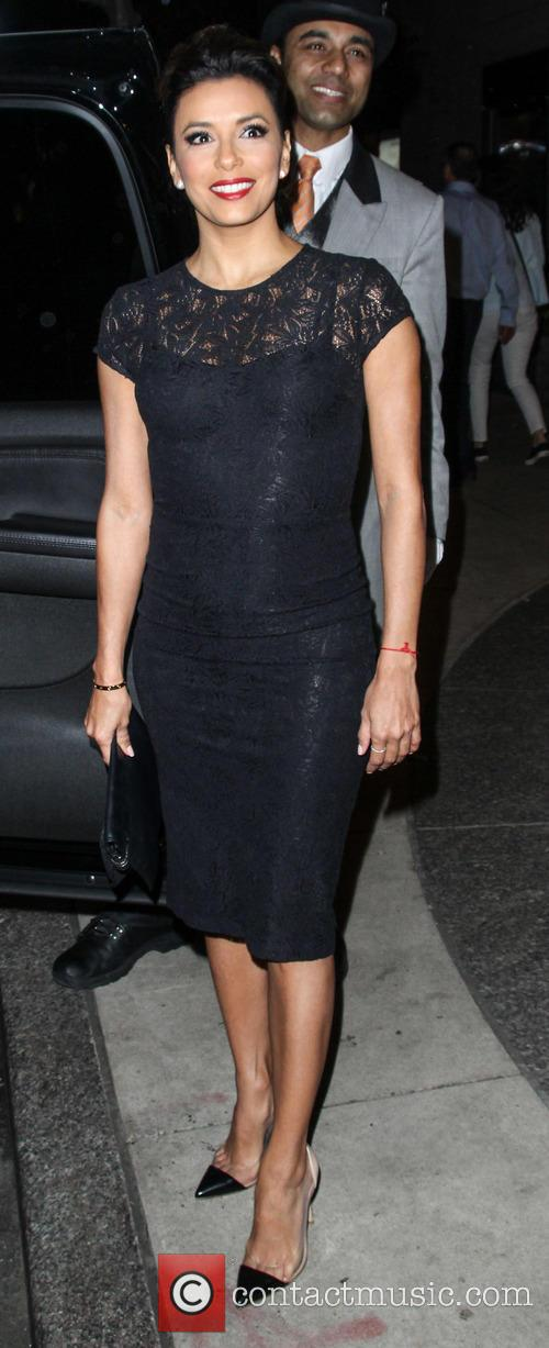 eva longoria eva longoria leaves four seasons 4190929