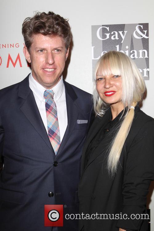 Greg Kurstin and Sia 1