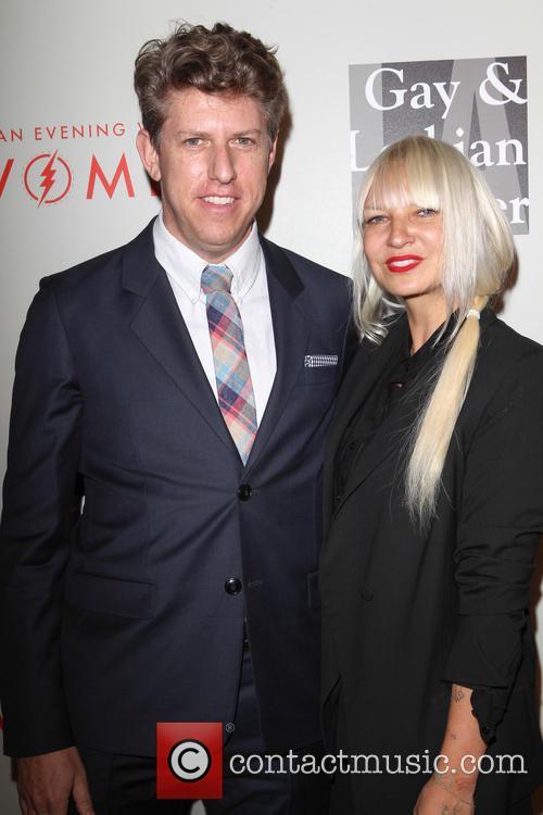 Greg Kurstin and Sia 2