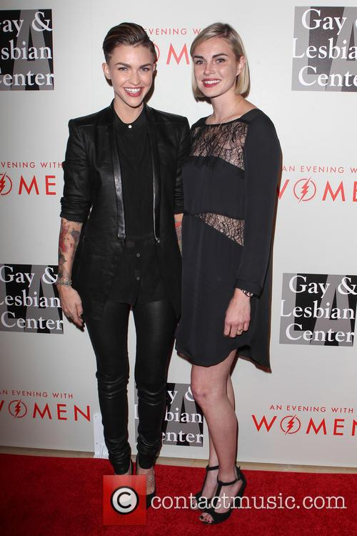 Ruby Rose and Phoebe Dahl 3