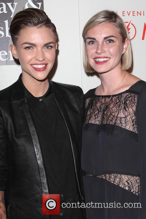 Ruby Rose and Phoebe Dahl 6