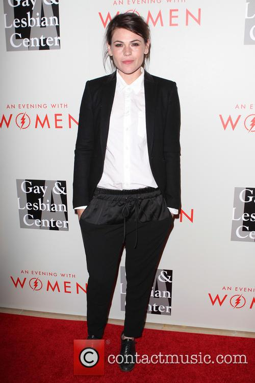 Clea DuVall, The Beverly Hilton