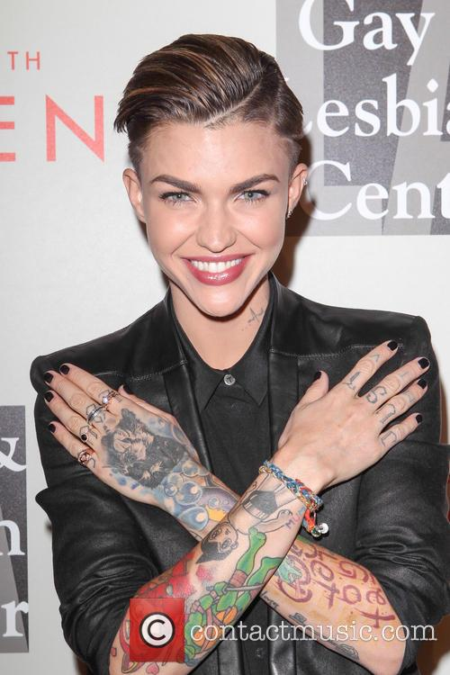 Ruby Rose, The Beverly Hilton