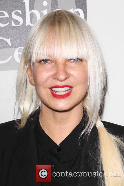 Sia, The Beverly Hilton