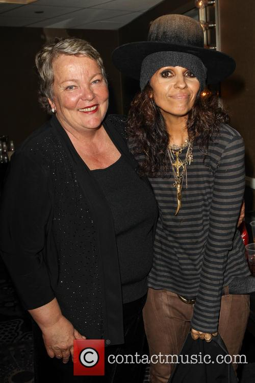 Linda Perry and Lorri Jean 11