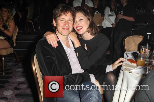 Paul W. S. Anderson and Milla Jovovich 1