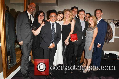 Peter Paige, Maia Mitchell, Teri Polo, David Lambert, Bradley Bredeweg and Alec Mapa 3