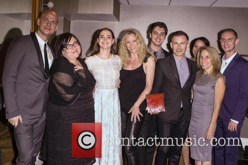 Peter Paige, Maia Mitchell, Teri Polo, David Lambert and Bradley Bredeweg 4