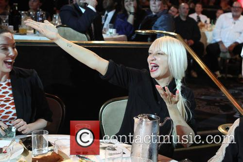 Whitney Cummings and Sia 8