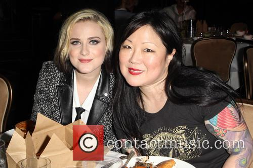 Evan Rachel Wood and Margaret Cho 7