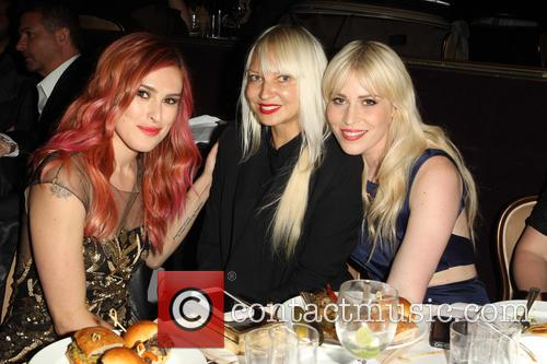 Rumer Willis, Sia and Natasha Bedingfield 2