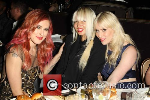 Rumer Willis, Sia and Natasha Bedingfield 1
