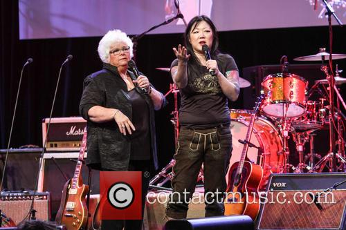 Luann Boylan and Margaret Cho 2