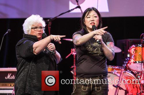 Luann Boylan and Margaret Cho 1
