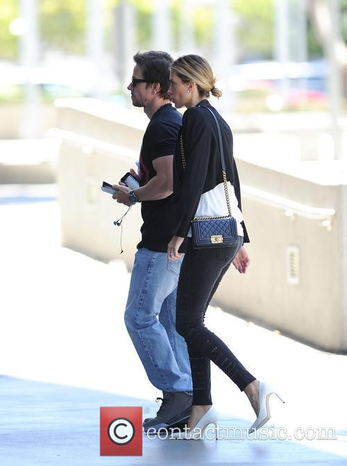 Mark Wahlberg and Rhea Durham 5
