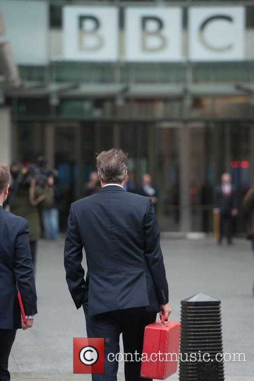 'The Andrew Marr Show' - Outside Arrivals