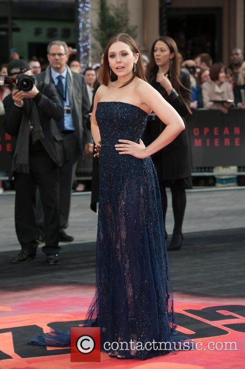 Elizabeth Olsen 4
